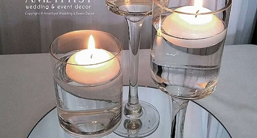 Glass Hurricane Candle Holder Simply Decor Awesome