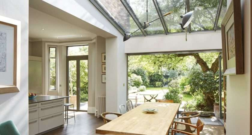 Glass Kitchen Extensions Apropos Conservatories