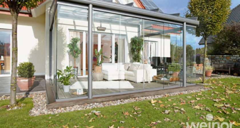 Glass Rooms Garden Studios Lanai Outdoor Living