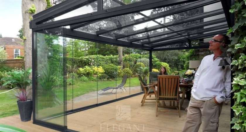 Glass Rooms Stunning Garden Elegant