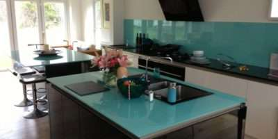 Glass Worktops Perfect Modern Kitchens Not
