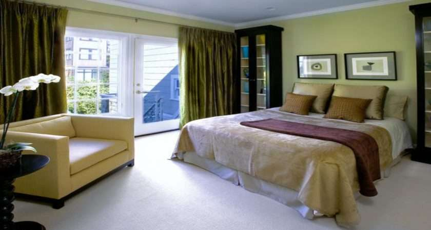 Good Bedroom Colors Olive Green Paint Color