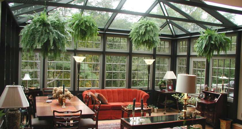 Good Idea Your Conservatory Face South Get Much