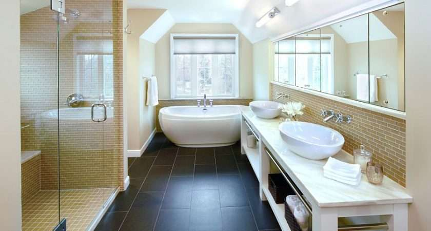 Gorgeous Bathrooms Warm Allure Yellow