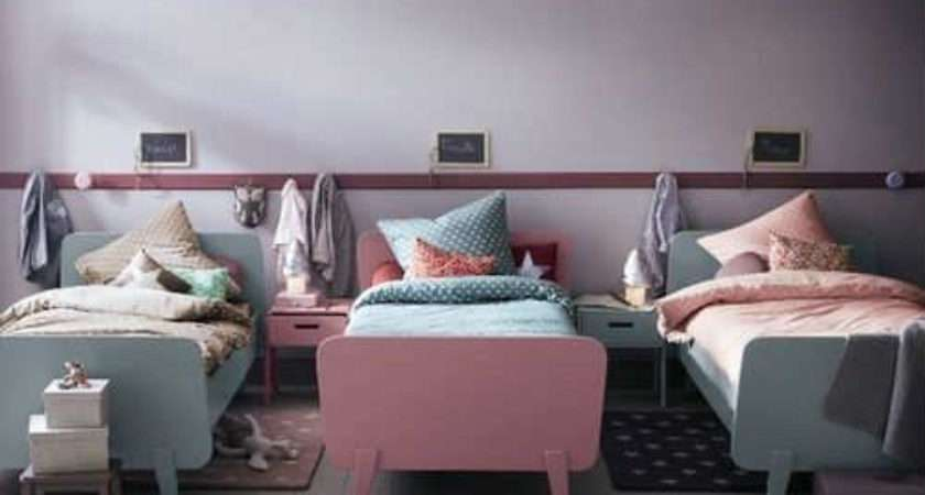 Gorgeous Girls Shared Room Clever Creative Bedrooms Part