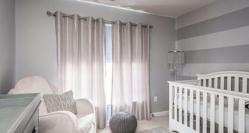 Gorgeous Gray Nursery Ideas