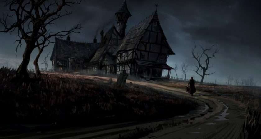 Gothic Home
