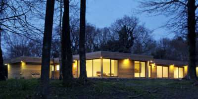 Grand Designs High Tech Bungalow Market