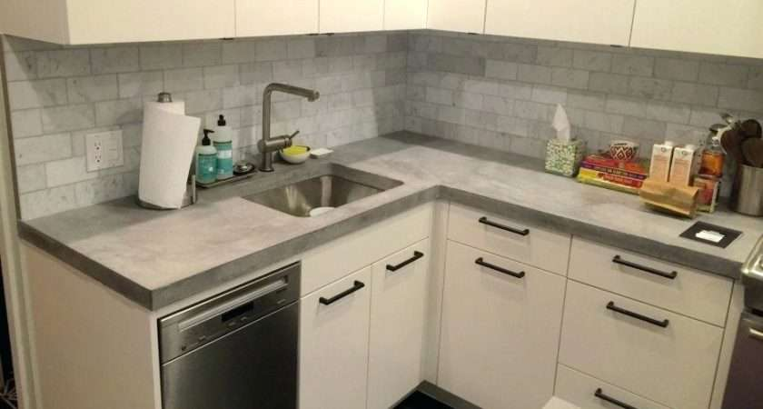 Granite Countertop Thickness Book Matched Edge