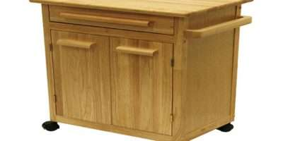 Granite Top Kitchen Cart Small Islands Storage