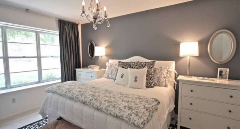 Gray Paint Cute Room Decorating Ideas Colors
