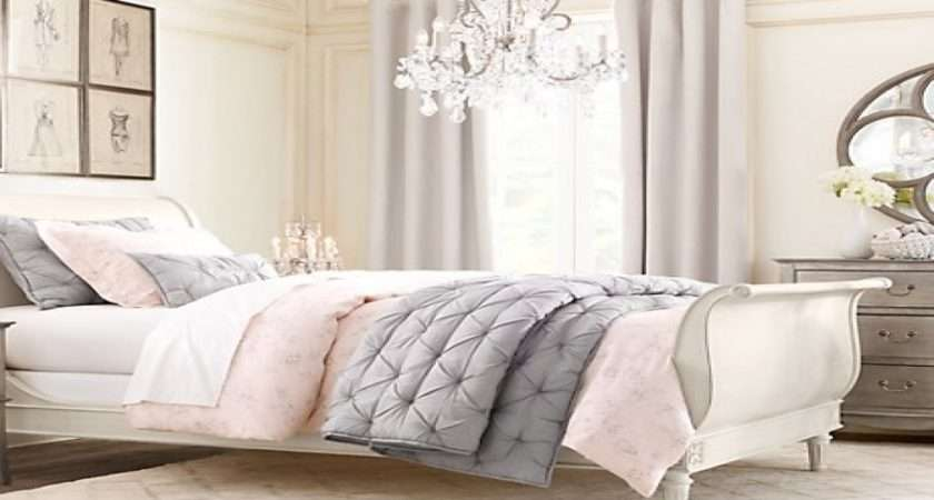 Gray Pink Bedroom Turquoise