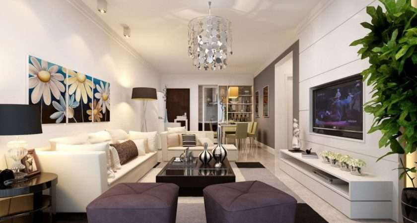 Great Color Decoration Customize Stylish Living Room