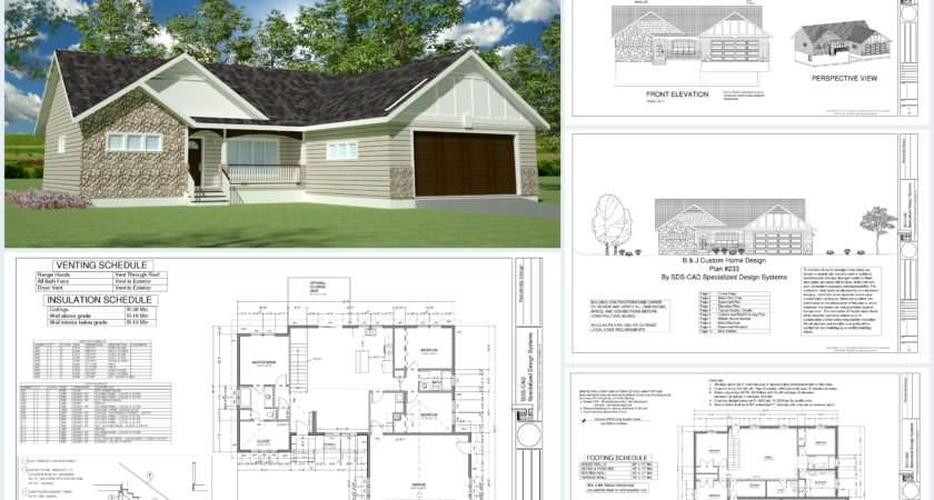 Great Design Spec House Plans Starter Home