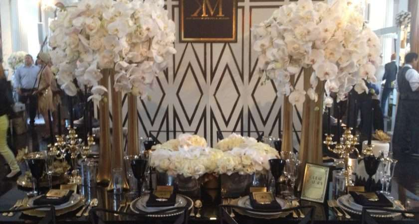 Great Gatsby Wedding Inspiration Santa Barbara Style