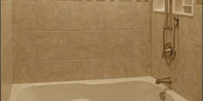 Great Ideas Modern Small Bathroom Tiles