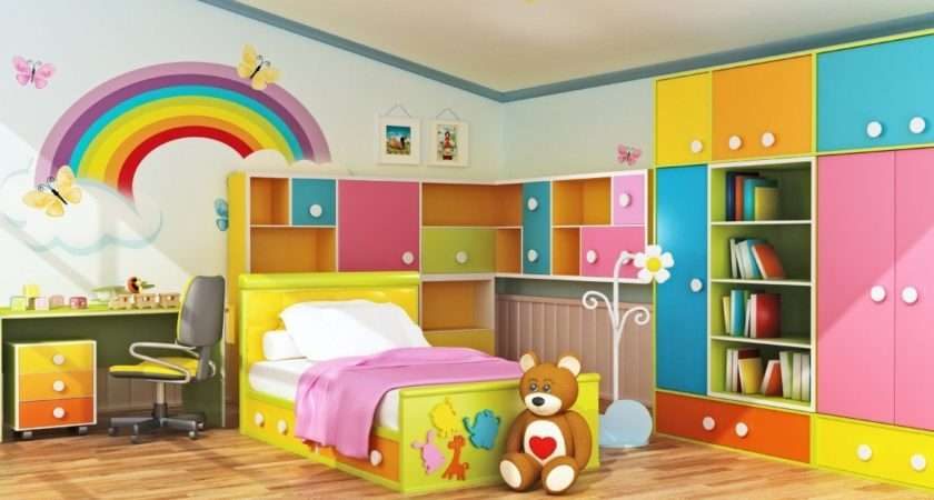 Great Kids Room Design Ideas Papertostone