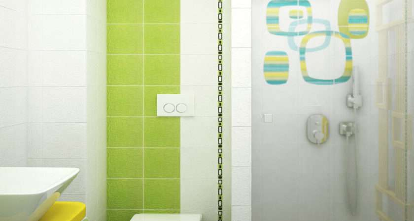 Green Bathroom Latest