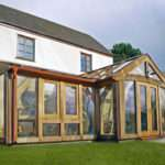 Green Oak Conservatory Carnon Downs