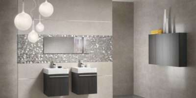 Grey Bathroom Tile Ideas Idea