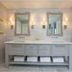 Grey Bathroom Vanity Designs Ideas