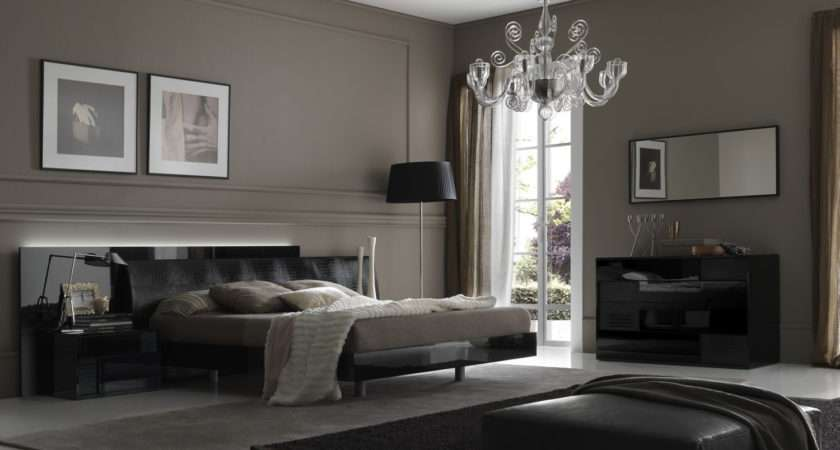 Grey Bedroom Modern Furniture