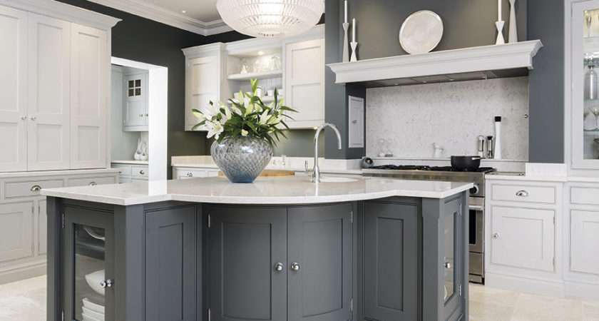 Grey Kitchen Ideas Sophisticated Stylish