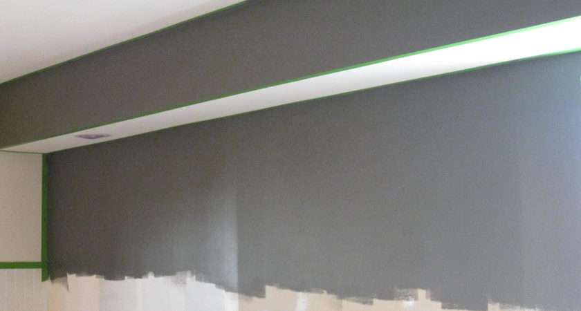Grey Paint Modern Living Room Design Light Colours Can