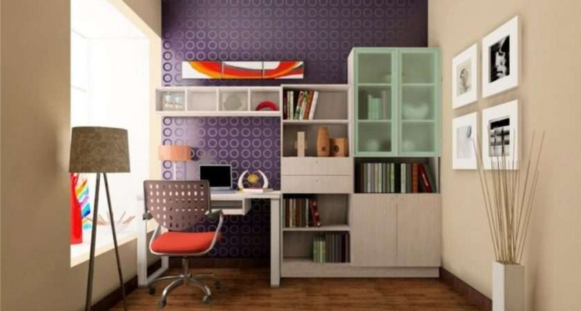 Grey Purple Bedroom Real Estate