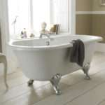 Grosvenor Double Ended Standing Bath