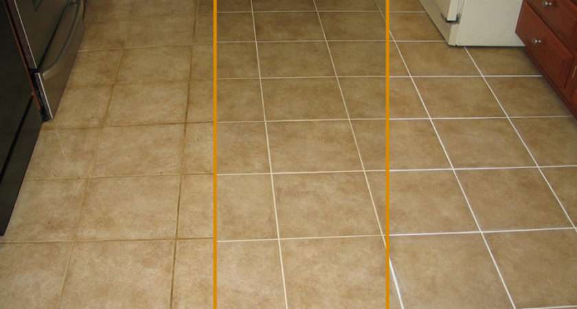 Grout Line Sealing Color Mighty Clean Carpet