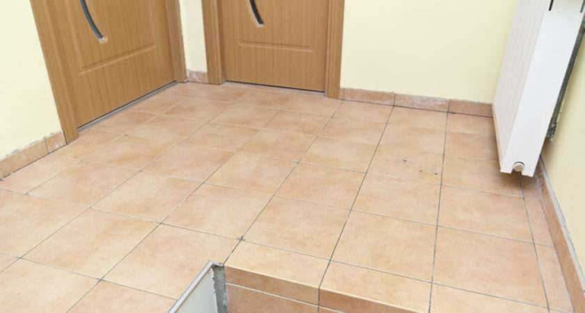 Grouting Floor Tiles Howtospecialist Build Step