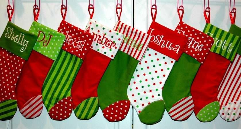 Guest Post Make Your Own Christmas Stockings Tianna Coupon