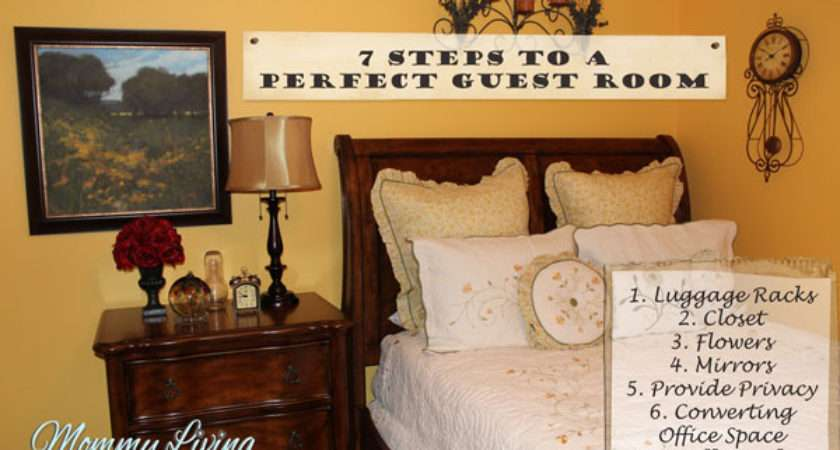 Guest Room Decorating Ideas Make Your House Guests