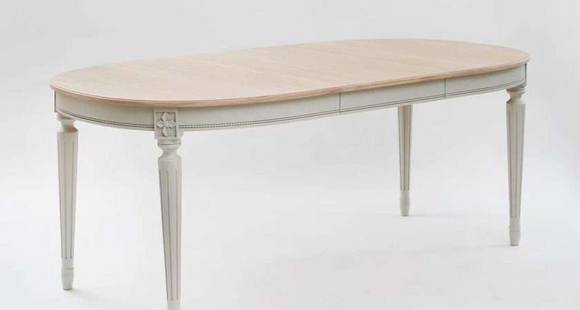 Gustavian Dining Table Leporello