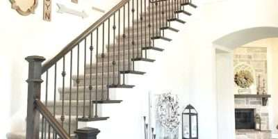 Hall Landing Stairs Decorating Ideas Get Chic