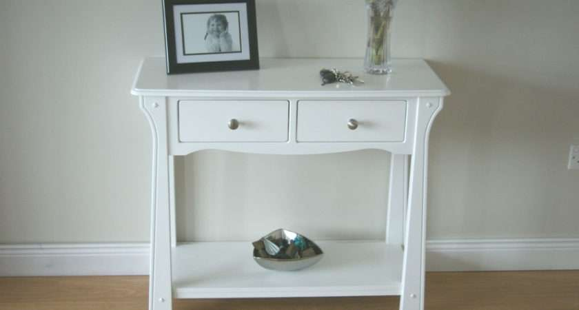 Hall Table Console Side End