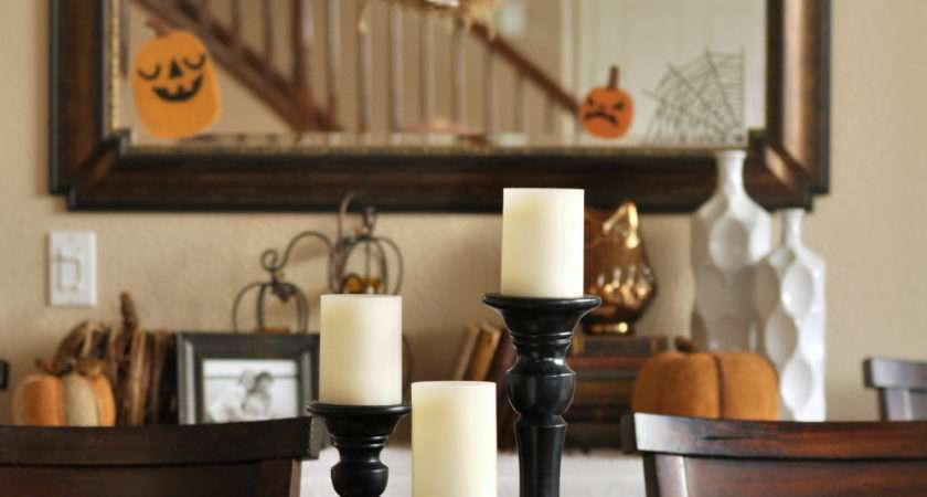 Halloween Decorations Home Tour Quick Easy Ideas