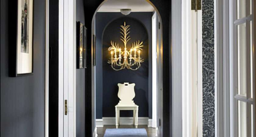 Hallway Decorating Ideas Sparkle Modern Style