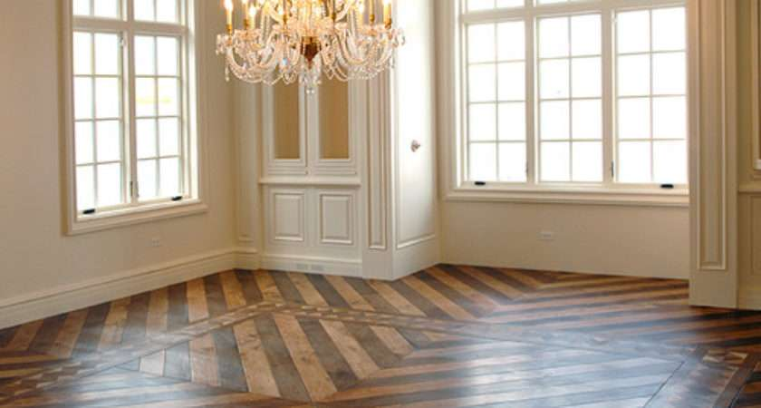 Hallway Wooden Flooring Ideas Modern Diy Art Designs