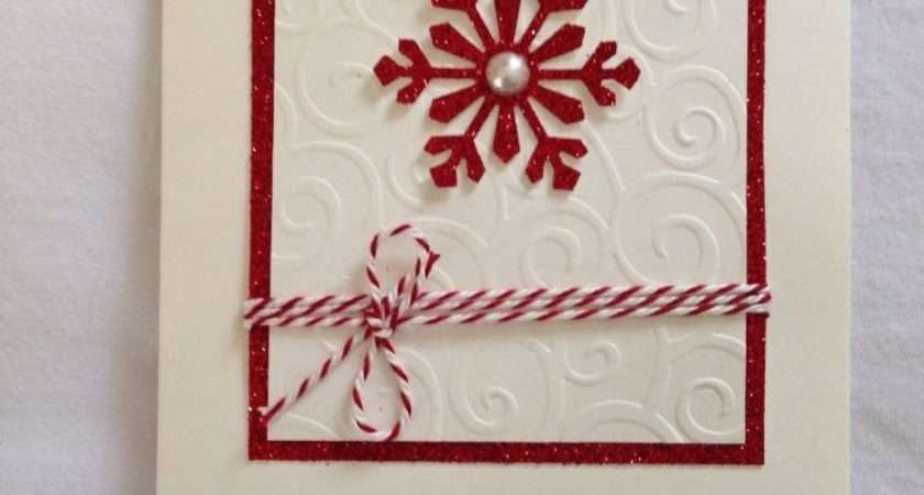 Hand Crafted Christmas Cards Find Craft Ideas