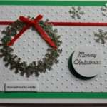 Handmade Christmas Cards Horsemark Blog