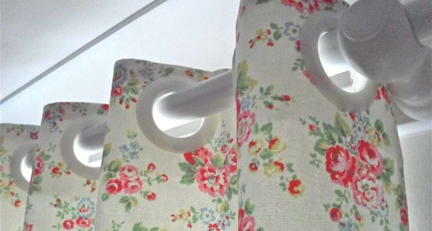 Handsewn Blackout Lined Curtains Cath Kidston Spray