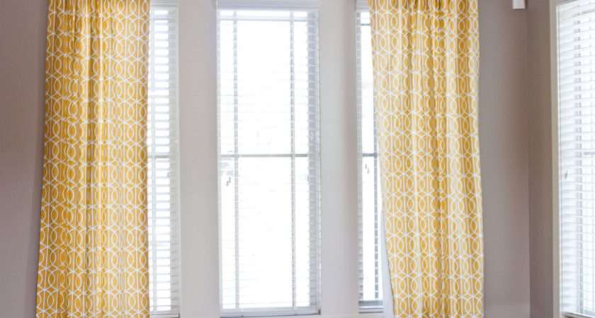 Hang Curtain Rod Properly Ehow