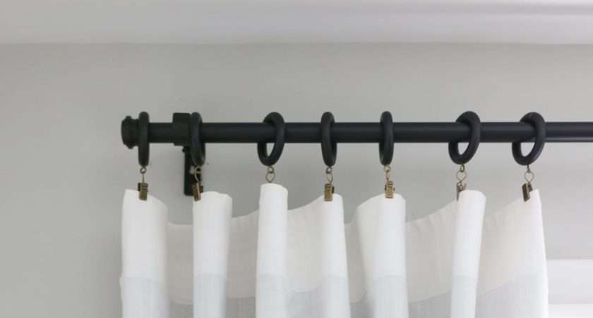Hang Curtains Transform Your Windows Diy