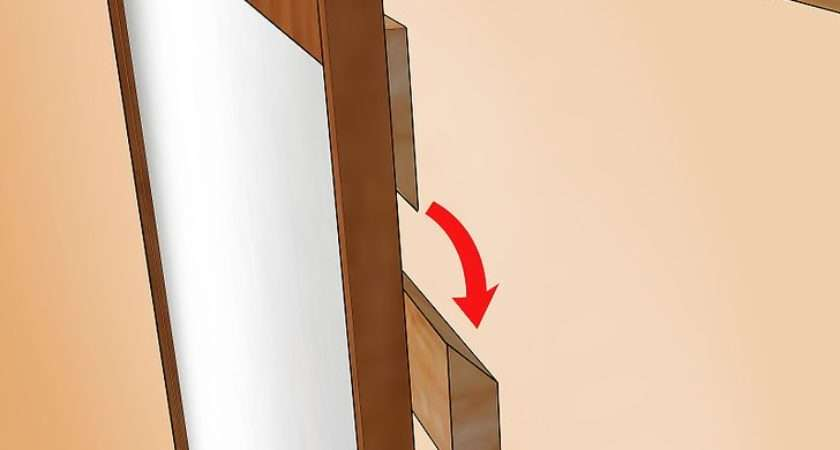 Hang Heavy Mirror Wikihow