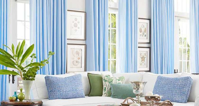 Hanging Curtains Valances Newhairstylesformen