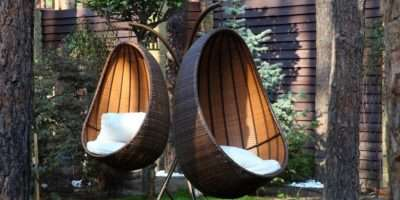 Hanging Egg Chair Outdoor Ideas
