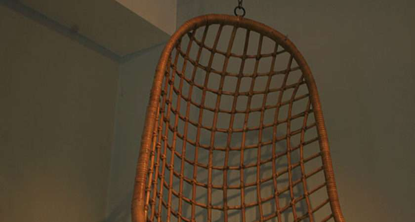 Hanging Wicker Chair Two Columbia Roadtwo Road