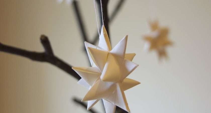 Happy Make Star Out Paper Strips